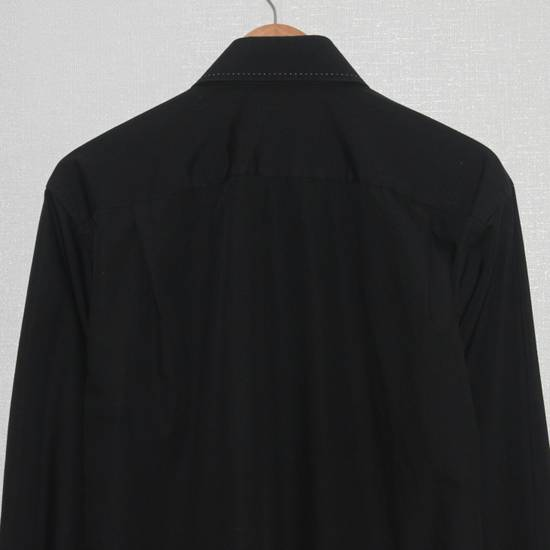 Balmain Vintage Balmain Paris Free Shipping Men's Longsleeve Button Shirt Black Size Fit Like L Cotton Size US L / EU 52-54 / 3 - 5