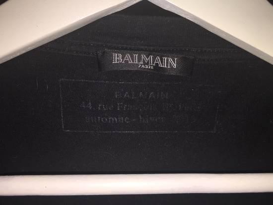 Balmain Tee Balmain Dragon Season Size US L / EU 52-54 / 3 - 1