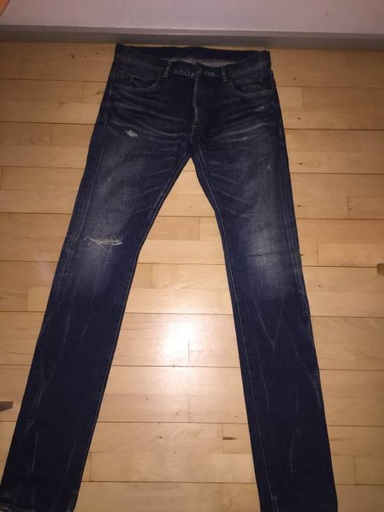 Balmain Balmain Paris Ripped Jeans Size US 31
