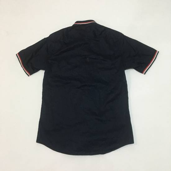 Thom Browne Thom Browne Blue Short Sleeve Shirt not gucci chanel fendi balenciaga louis vuitton Size US M / EU 48-50 / 2 - 2