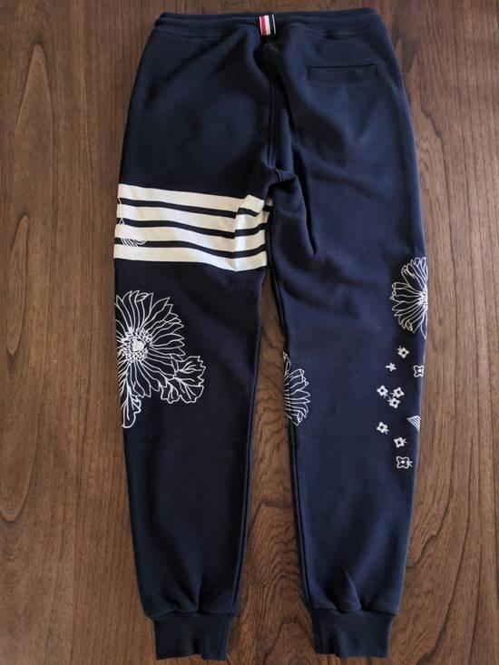 Thom Browne Thom Brown Chrysanthemum and Koi Sweatshirt + Sweatpants (Set) Size US L / EU 52-54 / 3 - 12