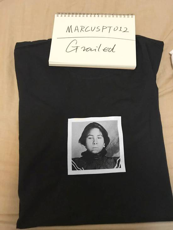 Givenchy photograph T-shirt Size US S / EU 44-46 / 1 - 3