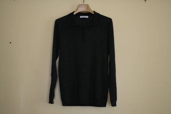 Balmain Knit collared henley Size US S / EU 44-46 / 1