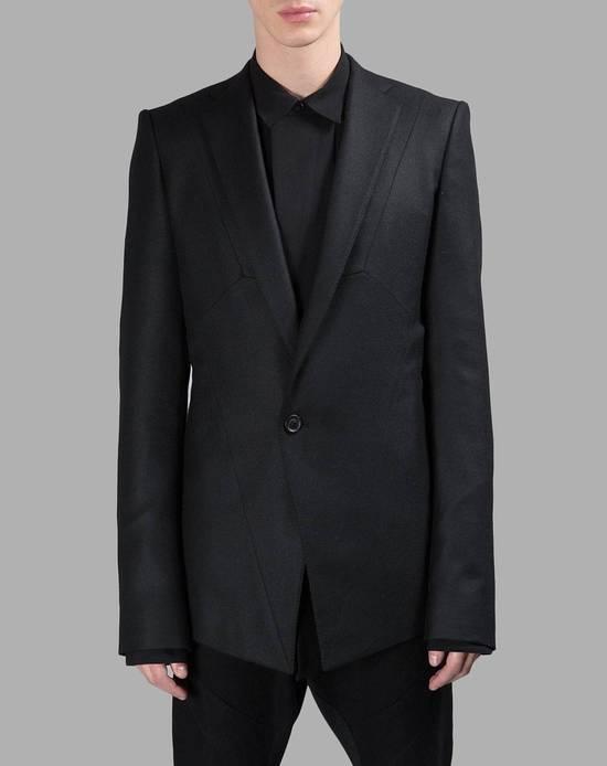 Julius Wool Paneled Blazer Size 36R