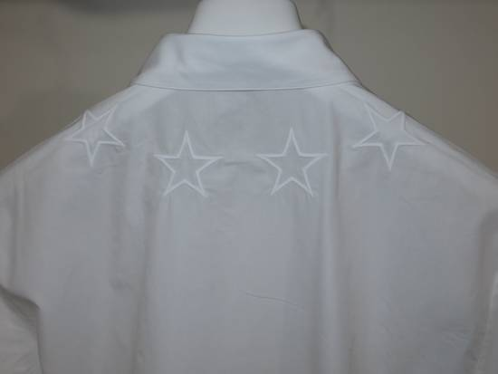 Givenchy Embroidered stars shirt Size US XXL / EU 58 / 5 - 4