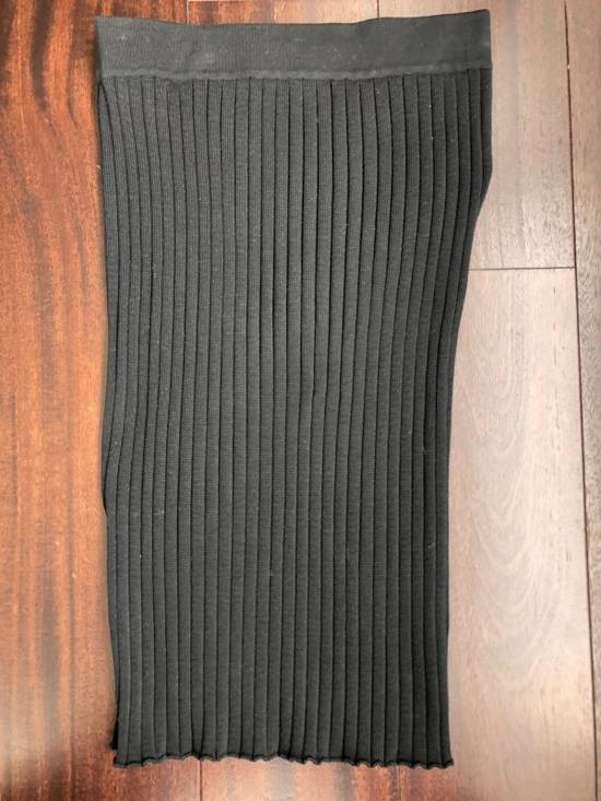 Givenchy Ribbed Cotton Skirt Size US 33 - 4