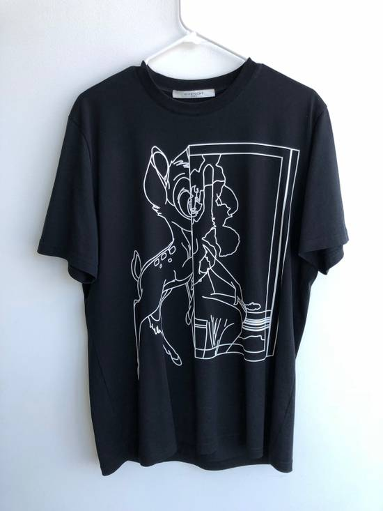 Givenchy $400 Givenchy Stencil Bambi T Shirt fits M-L Size US S / EU 44-46 / 1