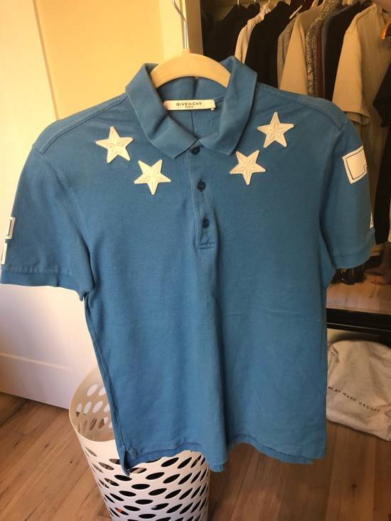 Givenchy Star 47 Polo In Blue Size US S / EU 44-46 / 1