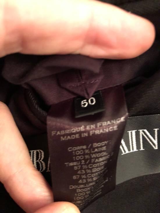 Balmain Spencer Jacket Size 50R - 4