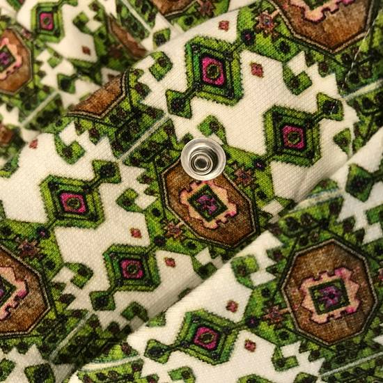 Givenchy Carpet Print Bermuda Shorts Size US 30 / EU 46 - 5