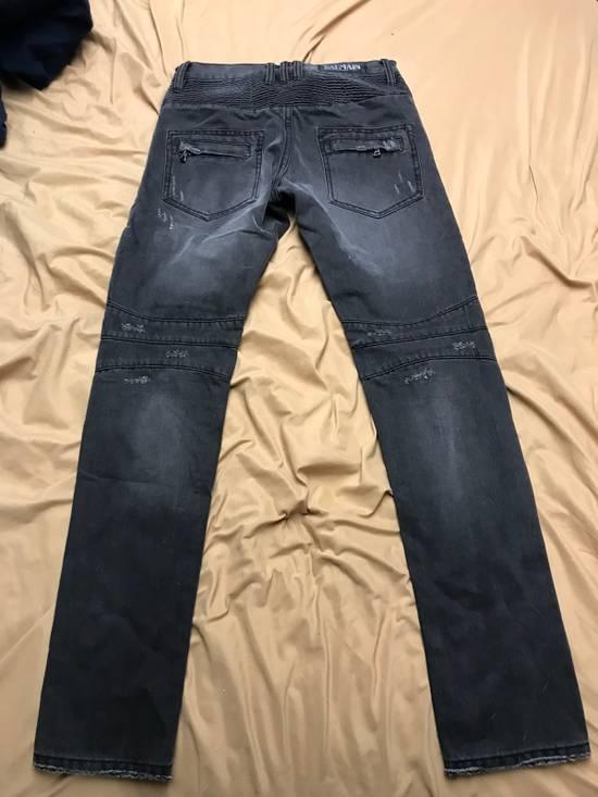 Balmain Black Balmain Jeans Size US 28 / EU 44 - 2