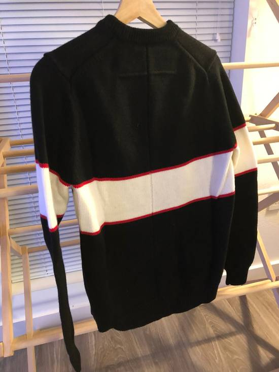 Givenchy Logo stripe wool sweater Size US XS / EU 42 / 0 - 1