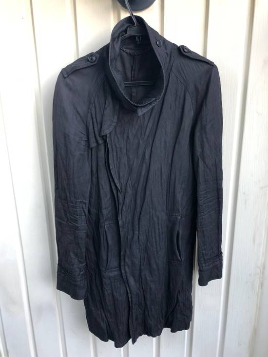 "Julius AW 2007 ""Untitled"" trench Size US M / EU 48-50 / 2 - 2"