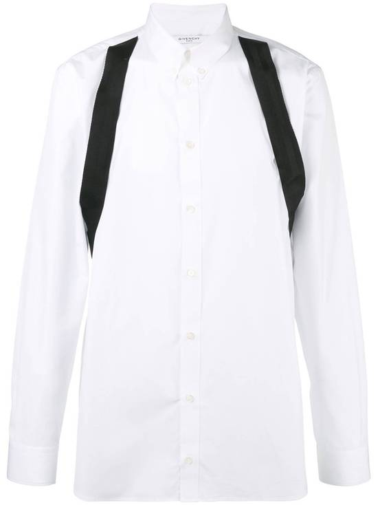 Givenchy Harness detail shirt Size US M / EU 48-50 / 2 - 1