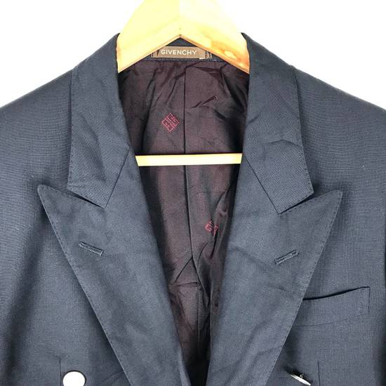 Givenchy Givenchy Wool Coat Blazer Made In Italy Size 40S - 7