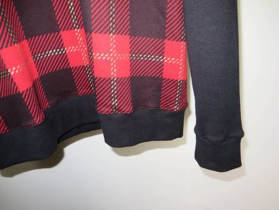 Balmain Tartan hooded sweatshirt Size US XL / EU 56 / 4 - 4