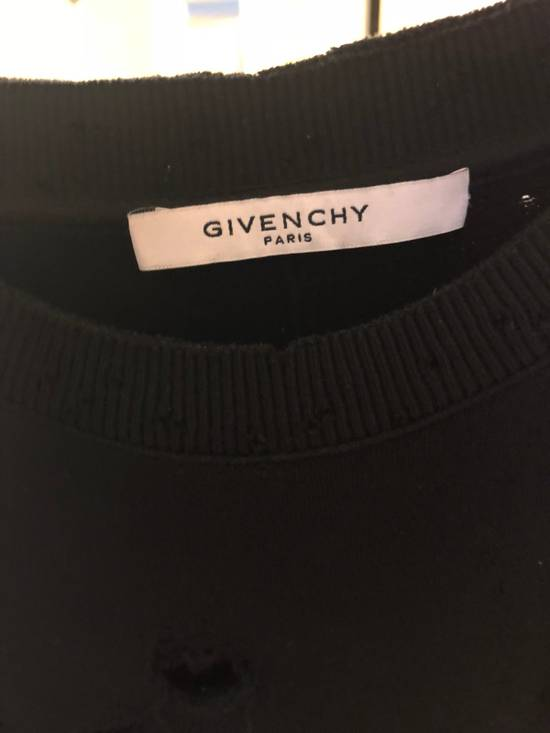 Givenchy Givenchy Destroyed Sweater Size US S / EU 44-46 / 1 - 8