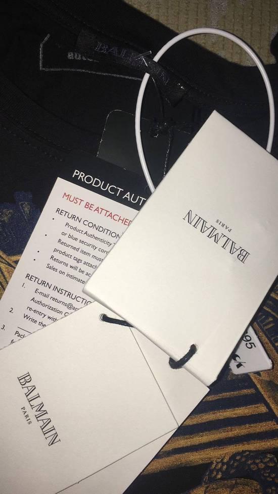 Balmain Balmain $690 Men's Black Sweater Size M Brand New With Tags Size US M / EU 48-50 / 2 - 1