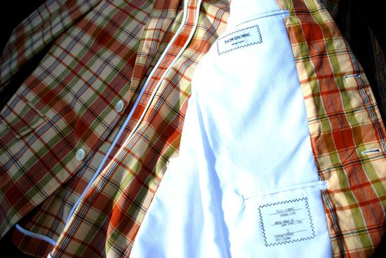 Thom Browne Trois Pommes Spring 2008 Three-Piece Suit Size 38R - 5
