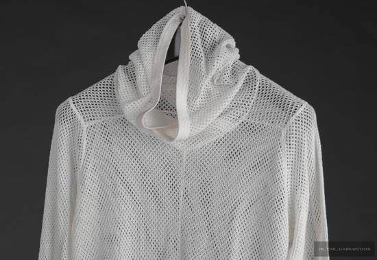Julius mesh knit cotton hooded top 2015SS Size US S / EU 44-46 / 1 - 1