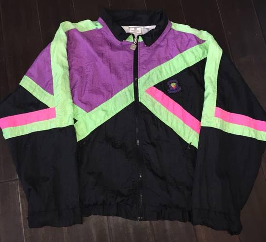 Givenchy Vintage 80's Givenchy Active Sports Nylon Tracksuit jacket. Size US L / EU 52-54 / 3 - 5