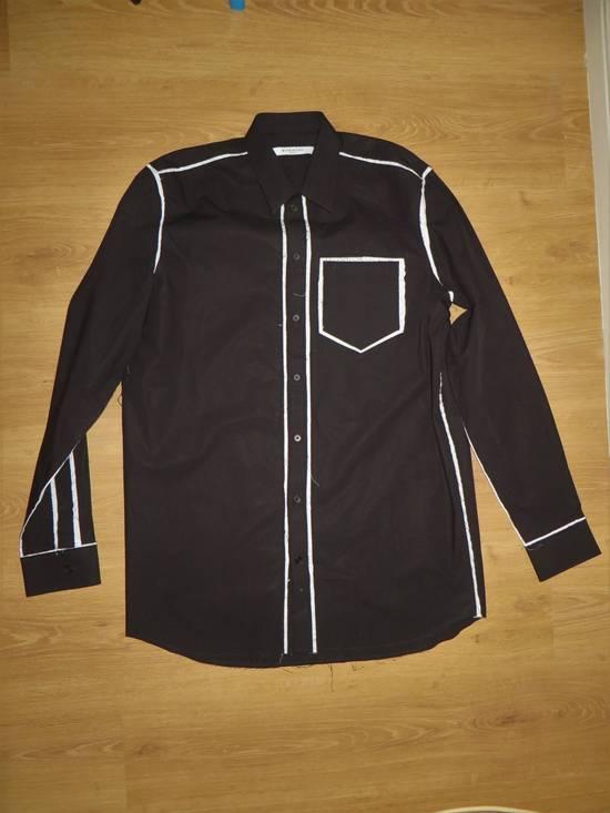 Givenchy Columbian fit deconstructed shirt Size US XS / EU 42 / 0 - 10