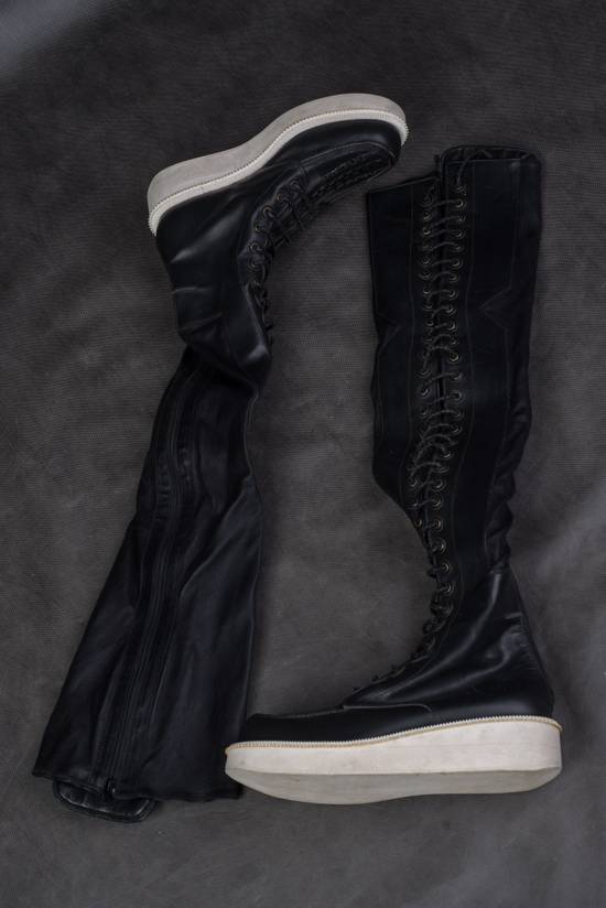 Givenchy AW11 extra high boots Size US 11.5 / EU 44-45