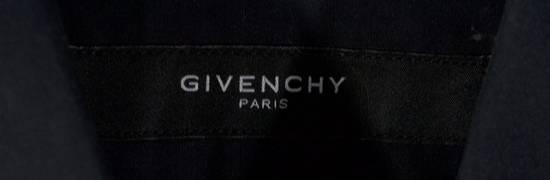 Givenchy Black Rottweiler Button-Up Shirt Size US M / EU 48-50 / 2 - 3
