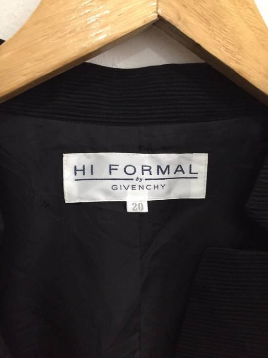 Givenchy Black Pleated Light Button Jacket Size US S / EU 44-46 / 1 - 3