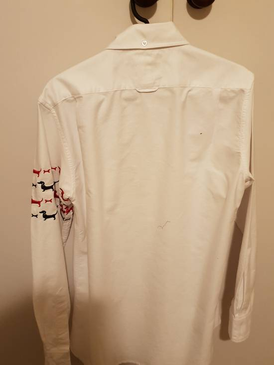 Thom Browne Dog shirt Size US M / EU 48-50 / 2 - 1