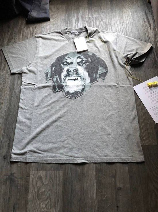 Givenchy Givenchy Authentic $650 Rottweiler T-Shirt Columbian Fit Size XXS Brand New Size US XXS / EU 40 - 9