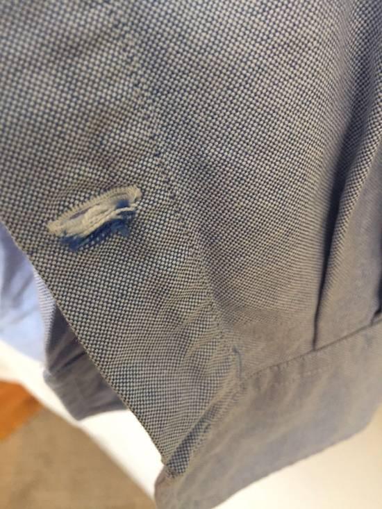 Thom Browne Thom Browne Blue Oxford shirt Sz.2 Size US M / EU 48-50 / 2 - 4