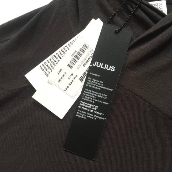 Julius Prism Viscose Asymmetrical Hoodie NWT Size US M / EU 48-50 / 2 - 5