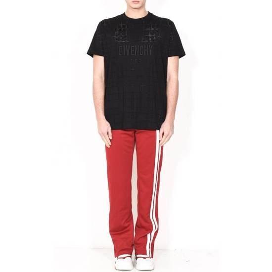 Givenchy BRODERIE ANGLAISE EFFECT T-SHIRT Size US M / EU 48-50 / 2 - 1