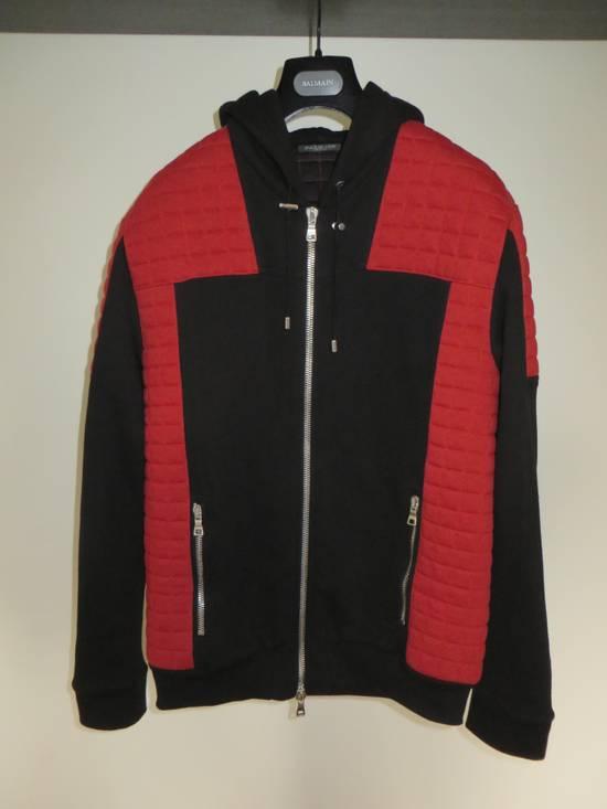 Balmain Quilted hoodie Size US XL / EU 56 / 4