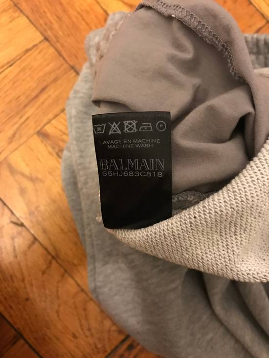 Balmain Balmain Grey biker sweatpants size M Size US 31 - 6