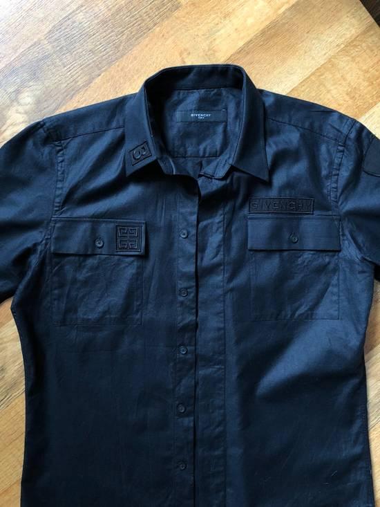 Givenchy Givenchy black shirts short sleeve Size US L / EU 52-54 / 3 - 2
