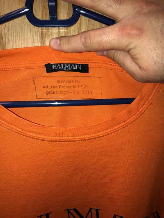 Balmain Logo T Size US S / EU 44-46 / 1 - 1