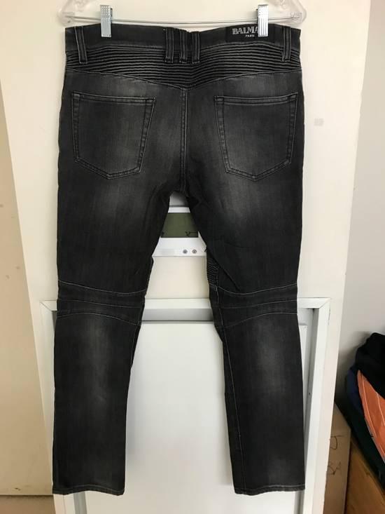 Balmain Decarnin era Balmain Biker Jeans Size US 31 - 1