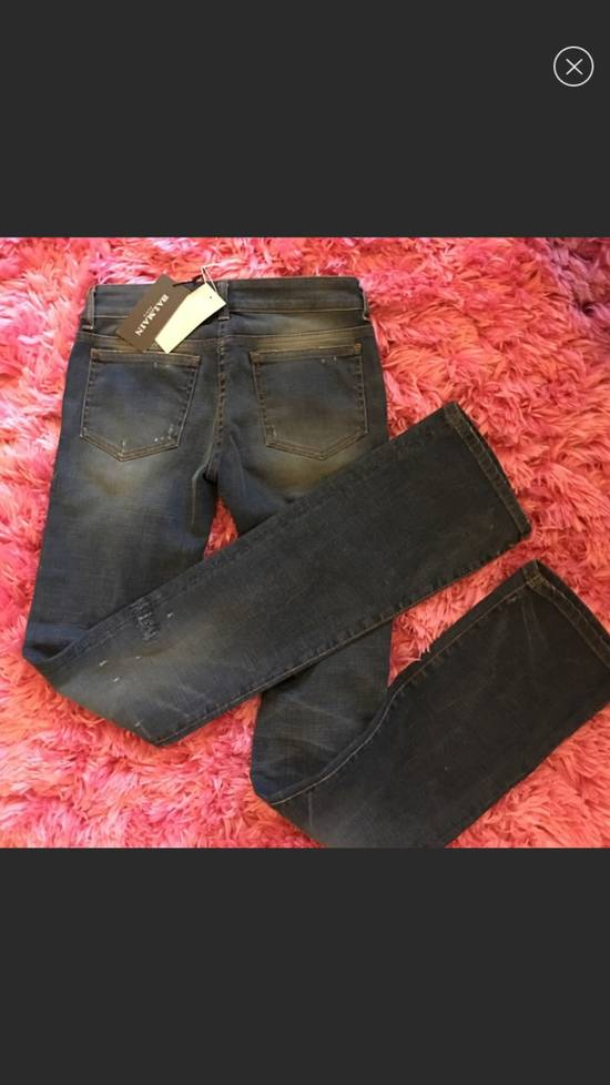 Balmain Brand New With Tags Balmain Jeans Size US 36 / EU 52 - 2