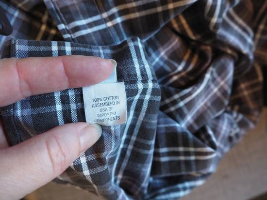 Thom Browne checked soft shirt size 2 Made in USA Size US M / EU 48-50 / 2 - 9