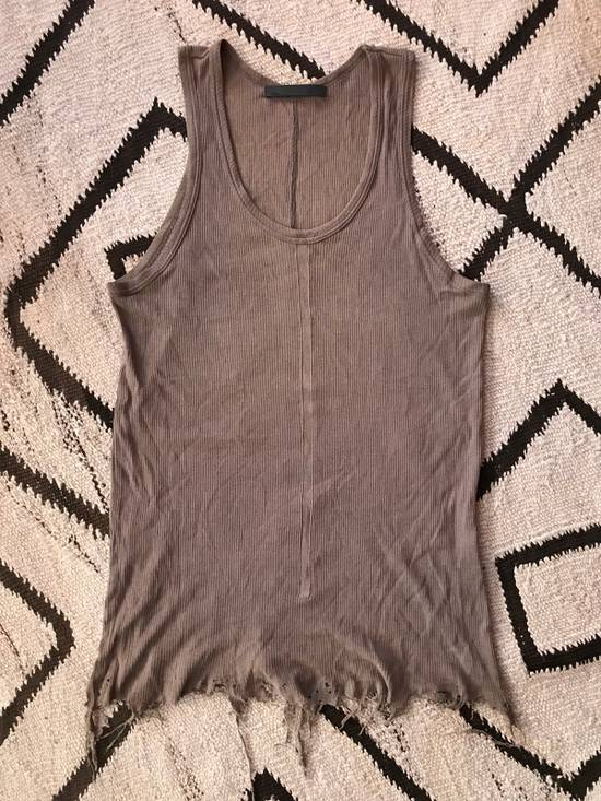 Julius JULIUS 7 SHREDDED TANK TOP DUST COLOR SIZE 3 Size US L / EU 52-54 / 3