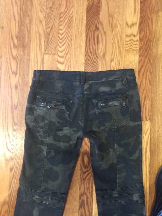 Balmain Balmain Paris Fatigue Jeans Size US 34 / EU 50 - 3