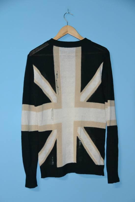 Balmain Balmain Union Jack Sweater Size US M / EU 48-50 / 2 - 1
