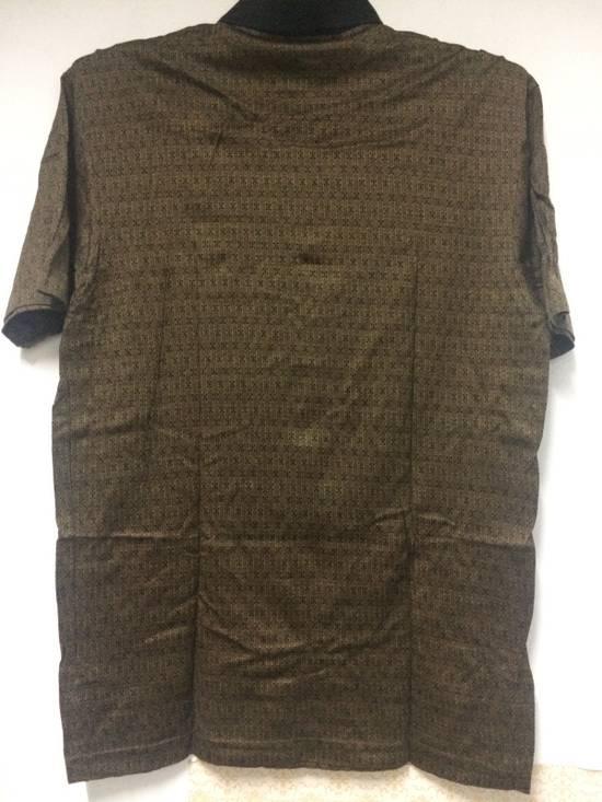 Givenchy Rare Vintage Monsieur by Givenchy Pocket Polo Shirt Italian Top Designer MEDIUM Made in Italy. Size US M / EU 48-50 / 2 - 1