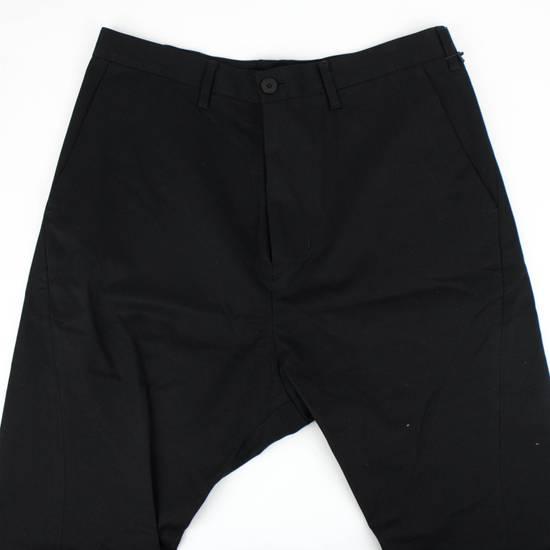 Julius 7 Black Skinny Woven Pants Size M Size US 34 / EU 50 - 5