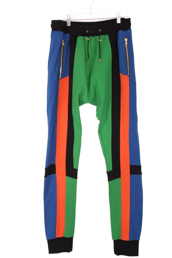 Balmain Balmain Colorblock Sweatpants Size US 32 / EU 48