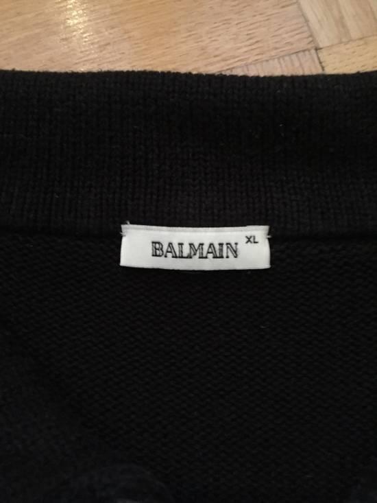 Balmain Knit with collar Size US XL / EU 56 / 4 - 2