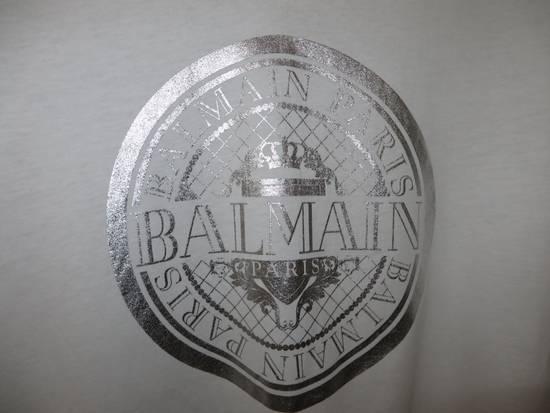Balmain V-neck logo t-shirt Size US L / EU 52-54 / 3 - 1