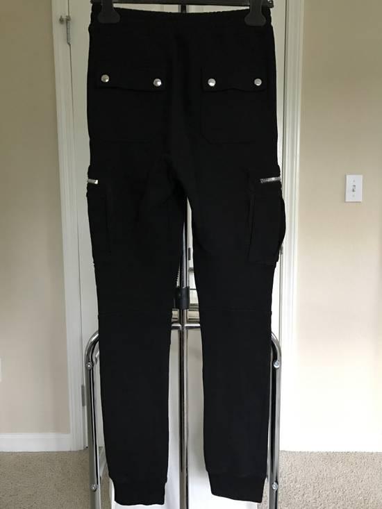 Balmain Black Cargo Pants Size US 28 / EU 44 - 1